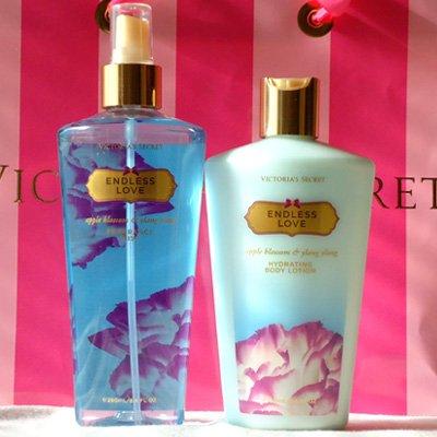 Victoria Secret Endless Love body lotion & spray