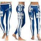 Sports NFL Leggings Indianapolis Colts Yoga Gym  2017  Football Team