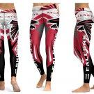 Leggings Women Sports NFL Atlanta Falcons Yoga Gym 2017 Football Team