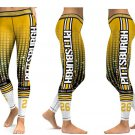 New Leggings NFL Pittsburgh Steelers Football Team 2017 Women Sports Yoga Gym
