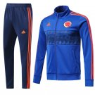 Colombia Away World Cup 2018 Blue (jackets and pants) kits Away replica training