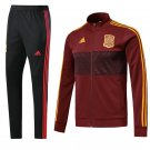 Spain Home World Cup 2018 Red (jackets and pants) kits replica training