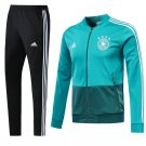 Germany Away World Cup 2018 Blue (jackets and pants) kits replica training