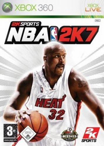 NBA 2k7 ( Xbox 360)