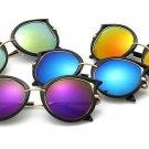 Classic Vintage Women Cat Eye Sunglasses Fashion Luxury Brand Designer Ladies Mi