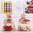 Plush Christmas Tree Hanging Gift Candy Handbag Decoration New Year christmas de