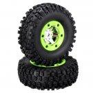 Wltoys 12428 12423 1/12 RC Car Spare Parts 2PCS Left Wheels Tires 0070