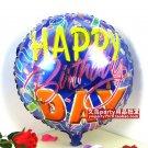 P1086 10pcs 45cm happy birthday foil balloons holiday party decoration birthday