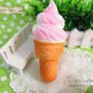 16CM/10CM Kawaii Jumbo Squishy Slow Rising Ice Cream Pendant phone Straps Charm