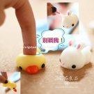 Kawaii Animal Slow Rising Squishy Panda/tiger/pig/sheep/duck/rabbit/chick Cute P