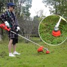 Petrol Trimmer Head Replacement Strimmer Bump Feed Line Spool Brush Cutter Grass