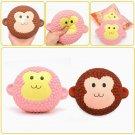 Elasticity Cartoon Monkey Bread Squishies Jumbo Scented toy 15cm Kawaii Slow Ris