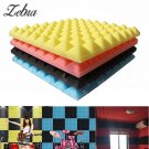 Acoustic Soundproof Sound Stop Absorption Pyramid Wedge Tiles Foam Studio Foam S