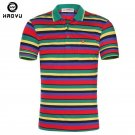Men's Brand Clothing Men Polo Shirt Polyester Breathable Polo Homme Short Sleeve