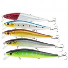 SEALURER Free shipping 140mm/23g 5pieces/lot Minnow Fishing lures fishing tackle