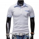 Mens Polo Shirt Brands 2018 Male Short Sleeve Fashion Casual Slim Pocket Pattern