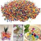10000PCS/Bag Pearl Shaped Crystal Soil Magic Growing Jelly Balls Hydrogel Gel