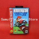 Dr Robotniks Creature Capture  Boxed Version 16bit MD Game Card For Sega Genesis