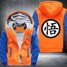USA size Men Women New Design Anime Dragon Ball Goku Cartoon Jacket Thicken