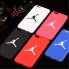 Flyman Jordan Cover Case For iPhone 7 8 Plus 6 S 6S 6Plus Celular Hard PC