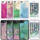 Luxury Quicksand Glitter Liquid phone Case Anti Scratch Stars Hearts Crystal