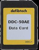 Medium Data Card (50-minutes, Audio)  DDC-50AE