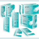 DX2431 Small Latex Exam Gloves Sterile Pairs Case
