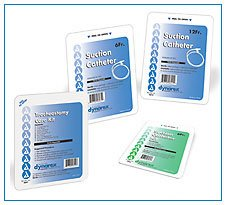 Dx 4601 Tracheostomy Care Kit, Sterile