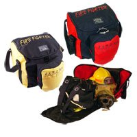 """RB#RFAB-02 """"STAND ON IT"""" EXTREME GEAR BAG W/SCBA POCKET"""