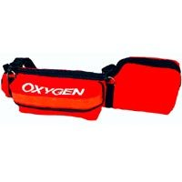 RB#252OR-P Oxygen J Cylinder Bag W/padded Head