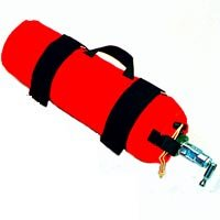 RB#478 Oxygen Cylinder Jumbo D Sleeve (No Pocket)