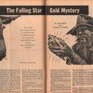 1871 Meteorite Near Mora, NM - Mystery Of The Fallen Star Gold+Fazzi,Draper