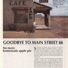 Good Bye to Main Street Route 66+Alda,Heatherton,Joad,Murdock,Pew,Steiger,Stiles