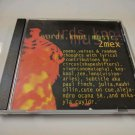 2Mex - Words Knot Music - 2000 CD Visionaries Of Mexican Descent