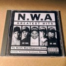 N.W.A - Greatest Hits - 1996 CD Ruthless Dr. Dre Eazy-E Ice Cube