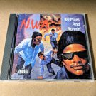 N.W.A - 100 Miles And Runnin' - 1990 CD Ruthless Dr. Dre Eazy-E Ice Cube
