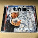 Kyprios - Say Something - 2004 CD Canada Sweatshop Union