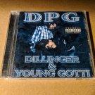 D.P.G. - Dillinger & Young Gotti - 2001 CD Daz Kurupt Tha Dogg Pound