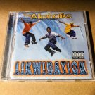 Tha Alkaholiks - Likwidation - 1997 CD Loud Liks Likwit Crew