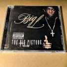 Big L - The Big Picture - 2000 CD Rawkus D.I.T.C.