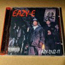 Eazy-E - Eazy-Duz-It / 5150 Home 4 Tha Sick - 1988 CD Reissue Ruthless Remastered