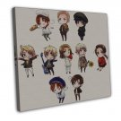 Hetalia Anime Art Framed Canvas Print Decor