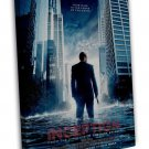 Inception Leonardo Dicaprio Movie Art FRAMED CANVAS Print Decor