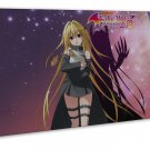 To Love Ru Trouble Anime   20x16 Framed Canvas Print