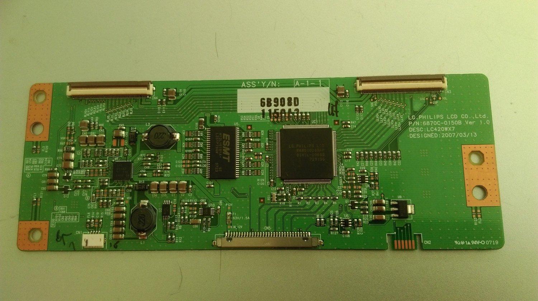 LG T-con Board 6870c-0150b Ver 1.0 Lc420wx7