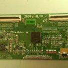 TCON BOARD 260W2P4LV0.2 FOR PANASONIC TX-26LXD60 LCD TV