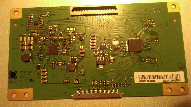 TCON HV320WXC-100_C-PCB-X0.1 47-602093A FOR ALBA LCD32947HD