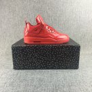 Air Jordan 4 Aj4 Crimson Red Tennis Shoes Brand New Authentic