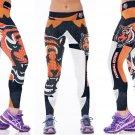 Cincinnati Bengals NFL Football Sports Leggings Womens