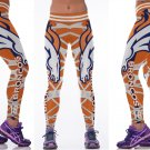 Denver Broncos NFL Football Sports Leggings Womens